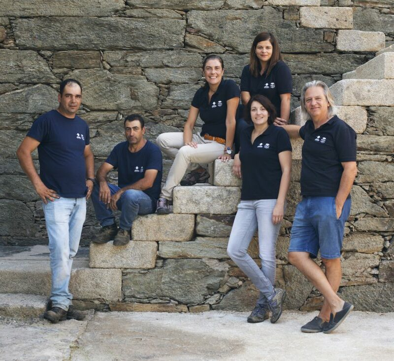 CAP WINE PORTUGAL TEAM